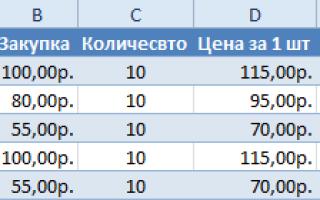 Как скопировать таблицу из excel в excel