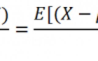 Функция корреляции в excel
